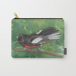Painted Redstart Carry-All Pouch