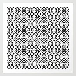 mextile Art Print