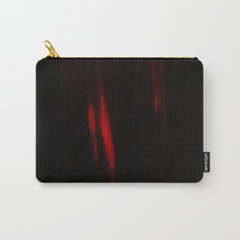 Red Doorway Carry-All Pouch