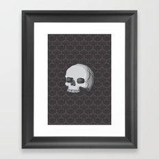 Regal Macabre Framed Art Print