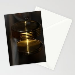 Spinning watch Stationery Cards