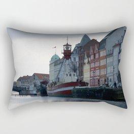 Nyhavn Copenhagen 1 Rectangular Pillow
