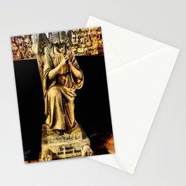 Kneeling Angel Stationery Cards