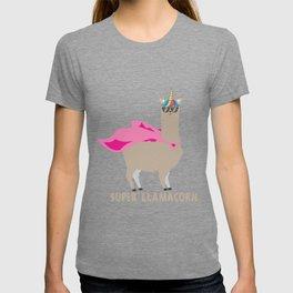 Super llamacorn. T-shirt