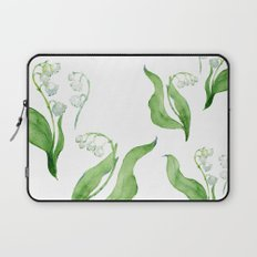 lily of the valley Laptop Sleeve