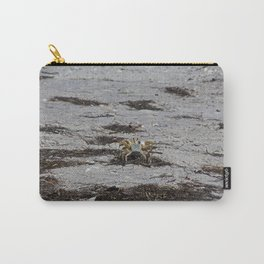 Competing Crabs Carry-All Pouch