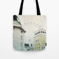 Letters From The London Eye Tote Bag