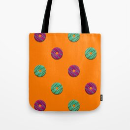 Jazz + Mint Tote Bag