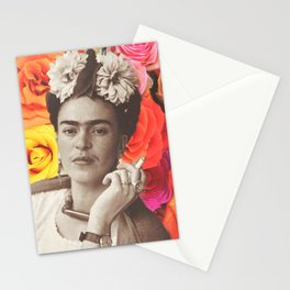 Frida Cigarettes Stationery Cards