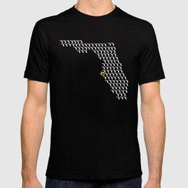The Sunshine City - I Love the Burg T-shirt