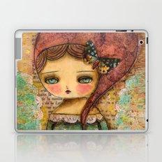 The Queen Marie Antoinette Laptop & iPad Skin