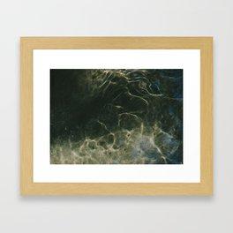 HYDROMUSE Framed Art Print