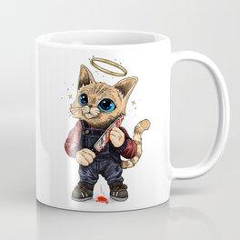 He's just a poor boy, he needs no sympathy Coffee Mug