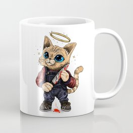 He's just a poor boy, he needs no sympathy Coffee Mug