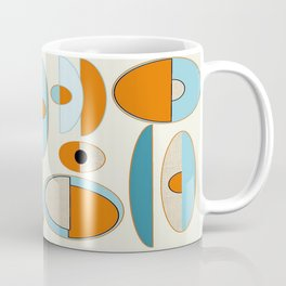 Mid-Century Art 2.4 Coffee Mug