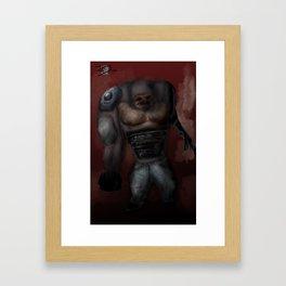 Concept Jam Framed Art Print