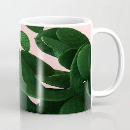 Cactus On Pink Coffee Mug