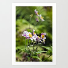 Flowers Make People Better Art Print