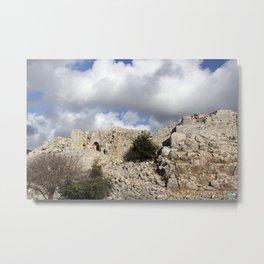 Nimrod Castle Metal Print