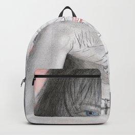 Alex closeup Backpack