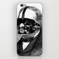 bdsm iPhone & iPod Skins featuring BDSM XXIX by DIVIDUS