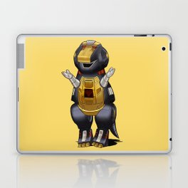 Barneybot Laptop & iPad Skin