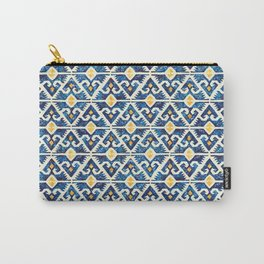 Thunderbird Kilim Watercolor Carry-All Pouch
