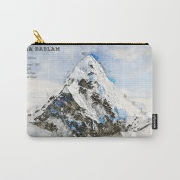 Ama Dablam, Nepal Asia Carry-All Pouch