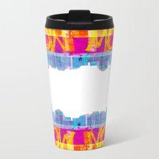 Grow More | Project L0̷SS   Metal Travel Mug