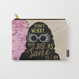 Luna Lovegood - Sane Carry-All Pouch