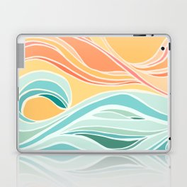 Sea and Sky II Laptop & iPad Skin