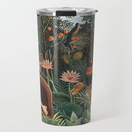 Henri Rousseau The Dream Travel Mug