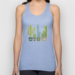 Don't Be A Prick Cactus Unisex Tank Top