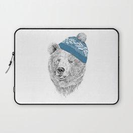 Hello Winter Laptop Sleeve