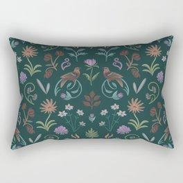 Arts & Crafts Rectangular Pillow