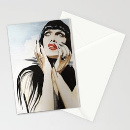 Pete Burns Stationery Cards