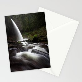 Ponytail Falls Stationery Cards