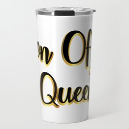 Son Of A Queen Mothers Day Travel Mug
