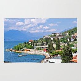 Malcesine - Lake Garda/Italy Rug