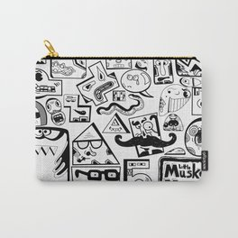 Little Musket Monsters Carry-All Pouch