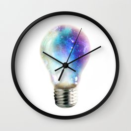 Light up your galaxy Wall Clock