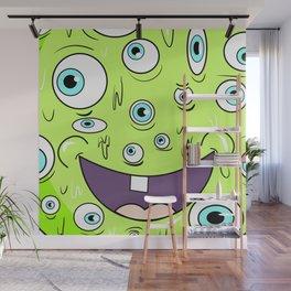 Green monster Wall Mural