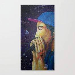 Chrizpy Chriz Canvas Print