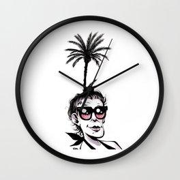 Palmera Wall Clock