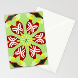 Kaleidoscope 'K1 SQ' Stationery Cards