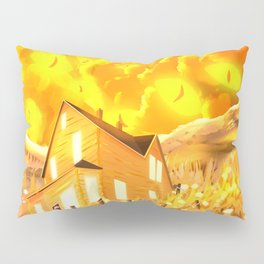 Look At The Sky, It's Looking Back  Pillow Sham