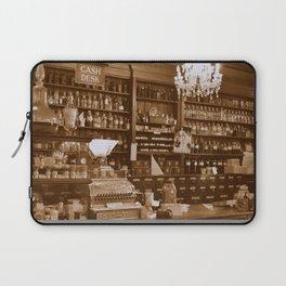 Vintage Apothecary Laptop Sleeve
