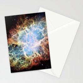 The Crab Nebula Stationery Cards