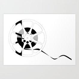 Film Real Art Print