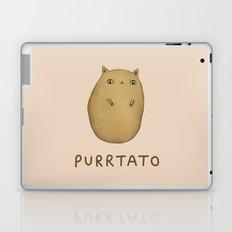 Purrtato Laptop & iPad Skin